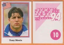 U.S.A Tony Meola Kansas City Wizards