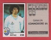 Uruguay Daniel Martinez Defensor Sporting