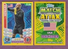 USA Tim Howard Everton 233