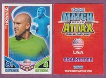 USA Tim Howard Everton 243
