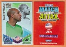 USA Tim Howard Everton Man of the Match 277