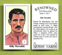 Wales Billy Meredith 3 (Q1)