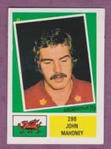 Wales John Mahoney Swansea City 296