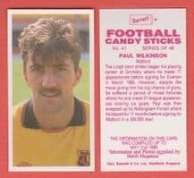 Watford Paul Wilkinson 41