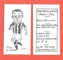 West Bromwich Albion Billy Elliott 273