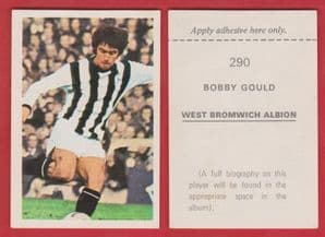 West Bromwich Albion Bobby Gould Wales