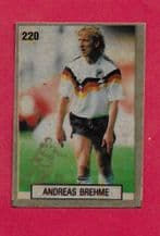 West Germany Andreas Brehme 220