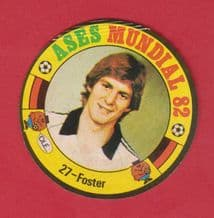 West Germany Bernd Forster 27