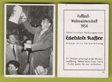 West Germany Fritz Walter Kaiserslautern 44