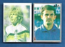 West Germany Jurgen Klinsmann & Yugoslvia Unknown 431