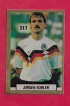 West Germany Jurgen Kohler 227