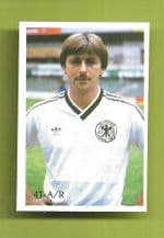West Germany Klaus Allofs 41 AR