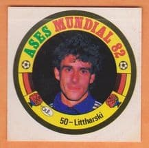 West Germany Pierre Littbarski 50 (S)