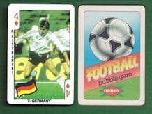West Germany Pierre Littbarski Koln 4D
