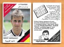 West Germany Pierre Littbarski (RPG)