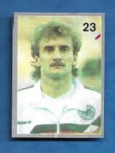 West Germany Rudi Voller 23