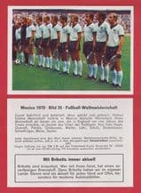West Germany Team 35
