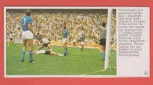 West Germany v Italy Schnellinger Muller Albertosi Facchetti 1970 World Cup