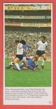 West Germany v Italy Seeler Muller Bertini 1970 World Cup