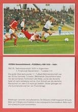 West Germany v Tunisia Rummenigge (26)