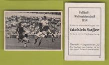 West Germany v Yugoslavia Schafer 25