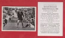 West Germany v Yugoslavia Schafer Beara (33)