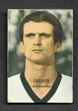 West Germany Wolfgang Overath Koln FH66