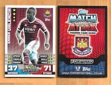 West Ham United Enner Valencia 357 (AS)