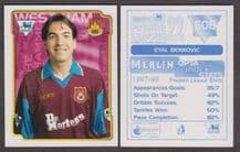 West Ham United Eyal Berkovic Israel 508