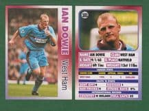 West Ham United Ian Dowie Northern Ireland 101