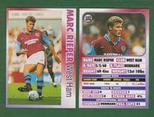 West Ham United Marc Rieper Denmark 102