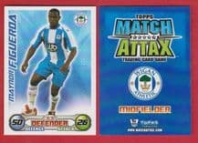 Wigan Athletic Maynor Figueroa Honduras