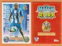 Wigan Athletic Wilson Palacios Honduras