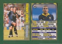 Wimbledon Vinnie Jones Wales 107