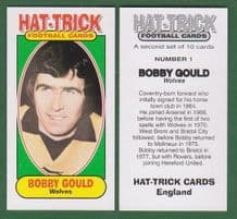Wolverhampton Wanderers Bobby Gould Wales