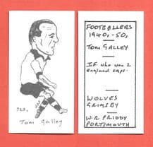 Wolverhampton Wanderers Tom Galley 323