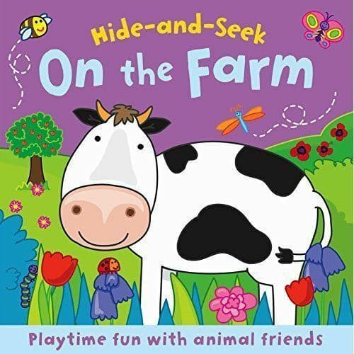 Hide and Seek: On the Farm: With Touch-and-Feel