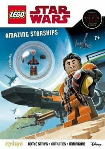 LEGO Star Wars Amazing Starships (with Mini Figure)