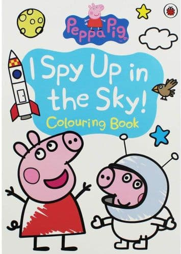 Peppa Pig: I Spy Up in the Sky