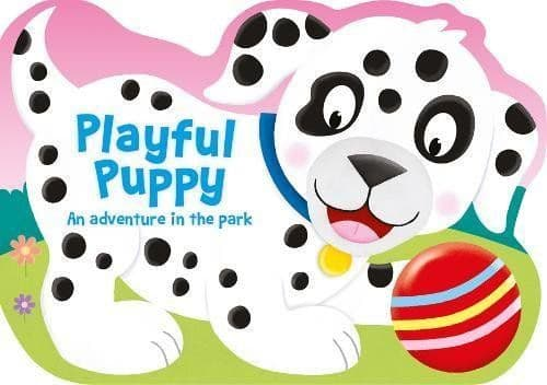 Playful Puppy: Board book