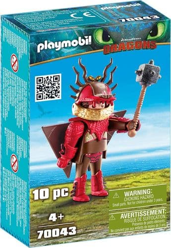Playmobil Dreamworks Dragons Snotlout Figure