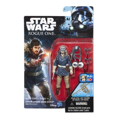 Star Wars Rogue One Captain Cassian Andor