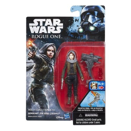 Star Wars Rogue One Sergeant Jyn Erso (Jedha)