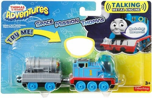 Thomas and Friends Adventures Talking Thomas Space Mission Engine