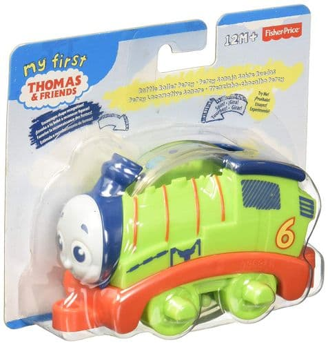 Thomas & Friends My First Rattle Roller Percy