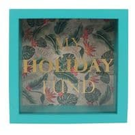 'My Holiday Fund' Great Money Box For saving Up For Your Next Holiday....