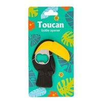 Toucan Shaped Novelty Bottle Opener. Great For in  or Outdoors....