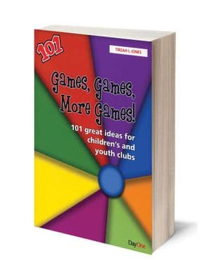 2 copies of Games, Games and more Games (BK952)