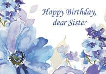 Birthday: Sister (EC255)