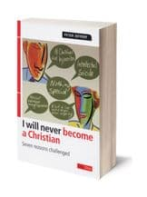 I will never become a Christian (BK807)